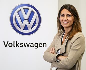 Bea Colorado, directora de publicidad de Volkswagen