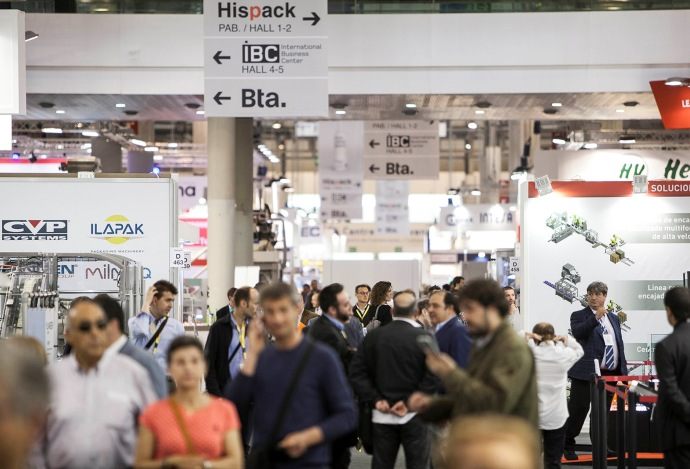 Hispack 2018: el packaging como transformador de la industria