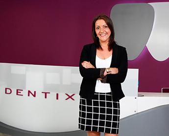 Marisa Rodríguez, directora general de Dentix