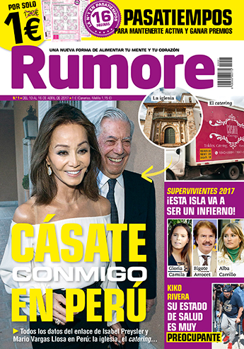 'Rumore', la nueva revista de Grupo Zeta