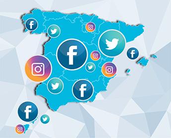 Redes sociales más importantes en España-IPMARK