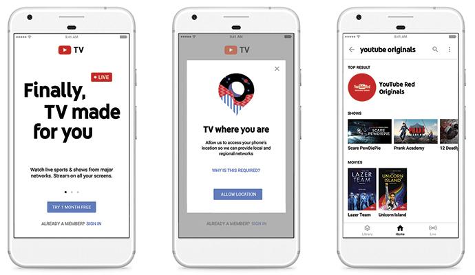 YouTube redefine su experiencia de usuario apoyándose en la tipografía