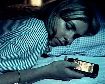 Freno en el consumo de medios a través del móvil
