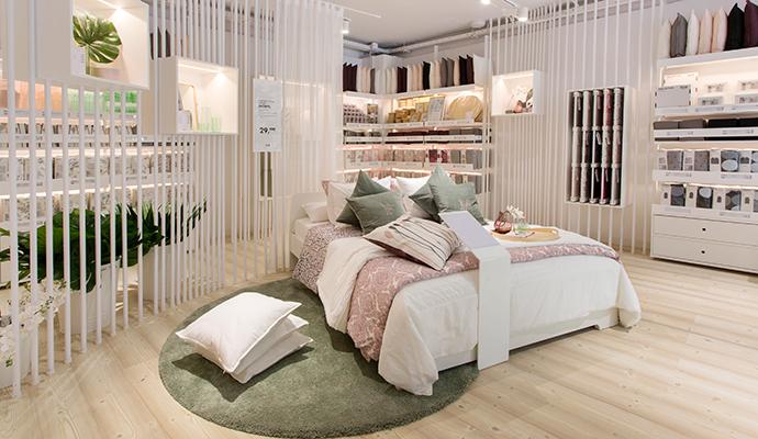 Abre la esperada tienda temporal de IKEA en Serrano