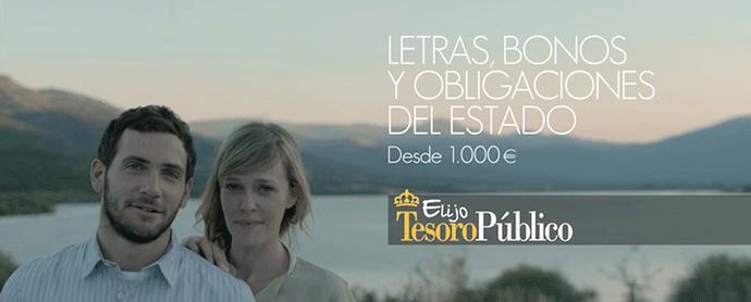 El Tesoro Público destinará más de 10 millones de euros a sus campañas publicitarias