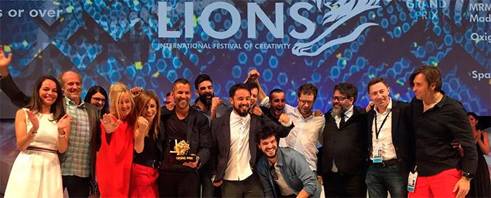 MRM//McCann Madrid, Grand Prix de Entertainment con 'Cuánto. Más allá del dinero'
