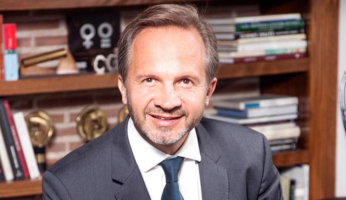 Pablo Alzugaray, presidente de la Academia de la Publicidad