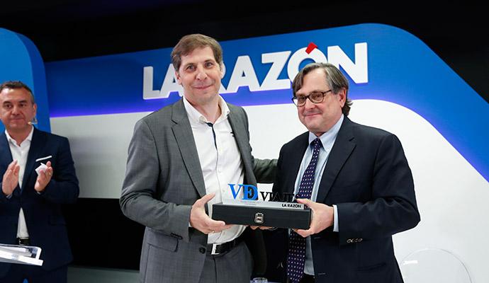 Eventisimo, Premio a la Mejor Agencia de Organización de Eventos de España