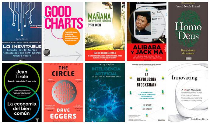 10 libros para mantener tu mente activa en verano