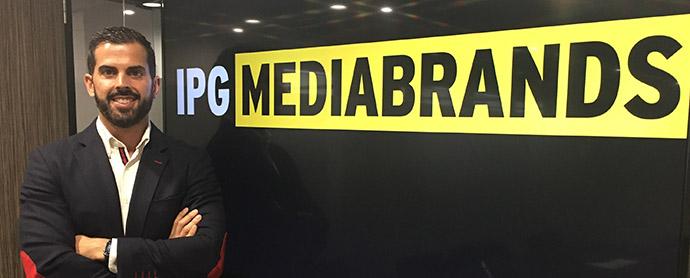 IPG Mediabrands ficha a Vicente Ros para liderar su estrategia digital