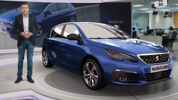 Peugeot ha sido el primer anunciante en usar este formato.