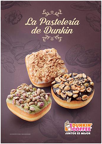 Dunkin'Coffee lanza una nueva categoría de producto artesanal