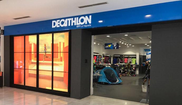 UM comienza a trabajar para Decathlon