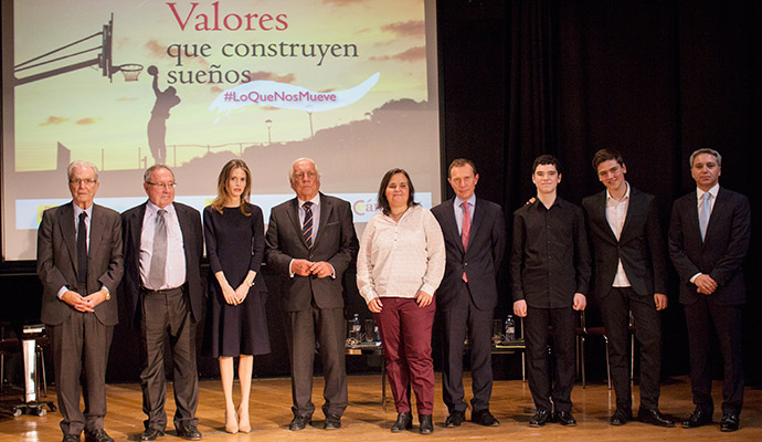Marca España quiere fijar el valor del esfuerzo entre los jóvenes