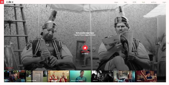Nueva web del Club de Creativos: punto de encuentro de la creatividad española