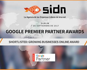 agencia-marketing-digital-SIDN-Google-Partner-Premier-Awards