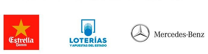 Los tres anunciantes que compiten por el Premio a la Trayectoria Publicitaria