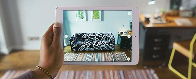 IKEA Place, la app que le permitirá decorar virtualmente su casa