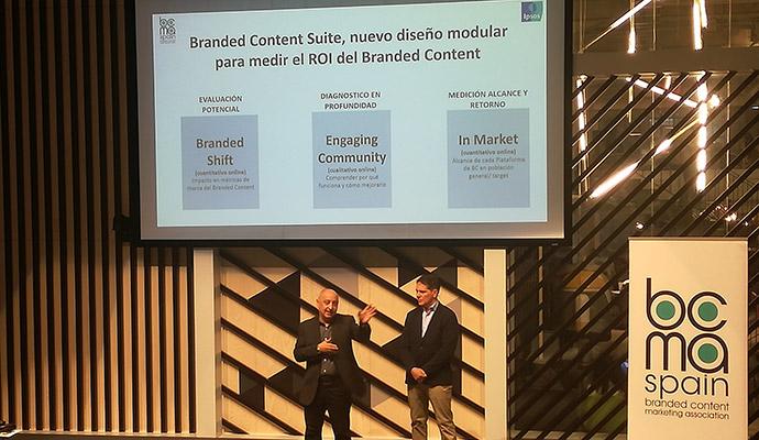 Branded Content Suite, la métrica de IPSOS y BCMA para evaluar la eficacia del branded content