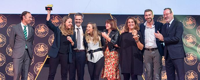 premios eficacia 2017 los ganadores ipmark