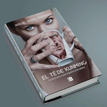 'El té de Kunming', tercera novela de Miguel Angel Furones