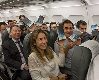 estrategia-de-marketing-Samsung-Iberia-viajeros-premiados