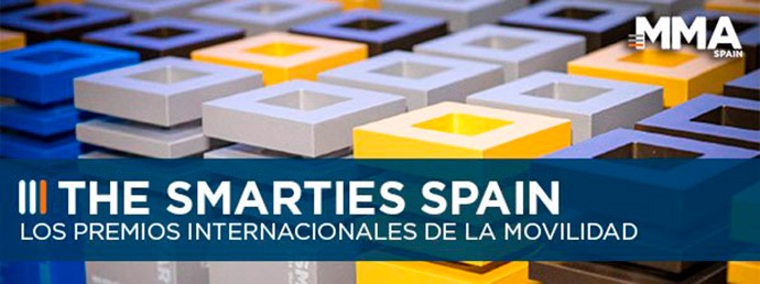 Premios Smarties de Marketing Móvil: la lista corta