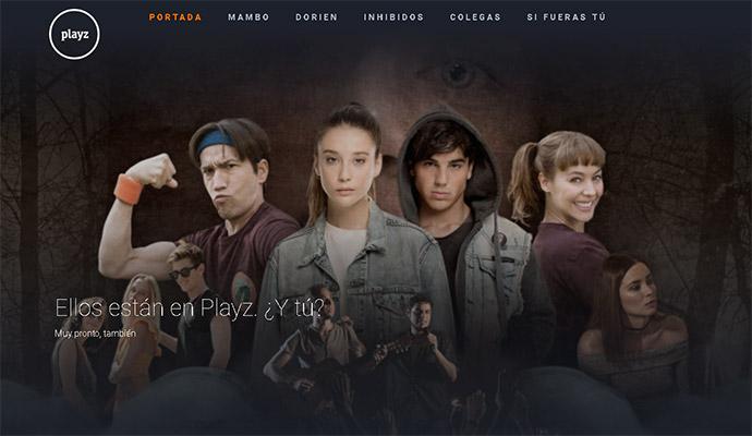 RTVE lanza Playz