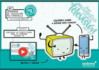 AEDEMO TV, destino Granada
