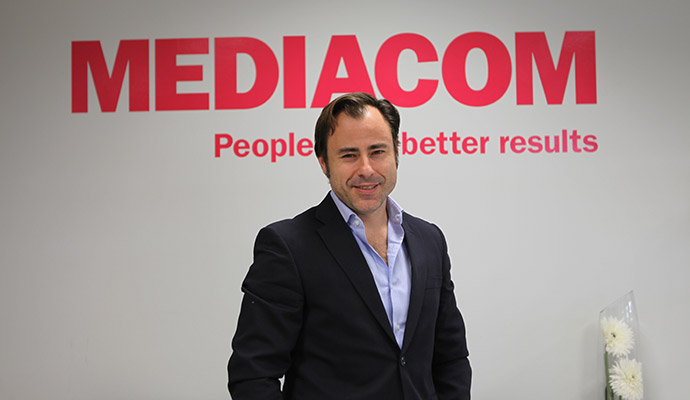 Tacho Orero, head of digital de MediaCom