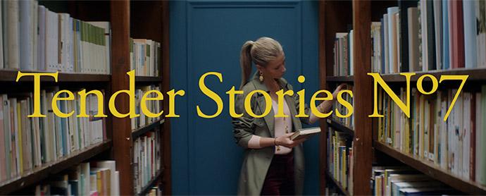 'Tender Stories Nº 7', el nuevo corto de Tous