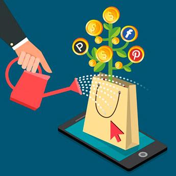 El social commerce sigue siendo un canal de ventas residual