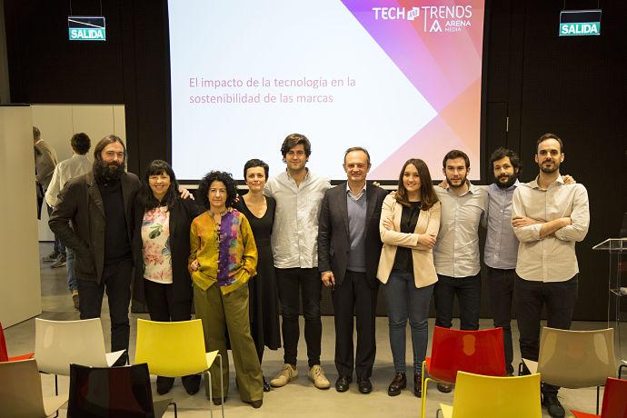 Arena Tech & Trends analiza el efecto de la tecnología en la sostenibilidad de las marcas
