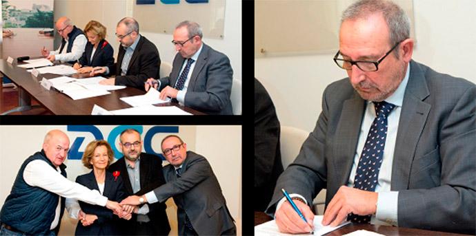 Se firma el nuevo Convenio Colectivo del sector de investigación de mercados y opinión