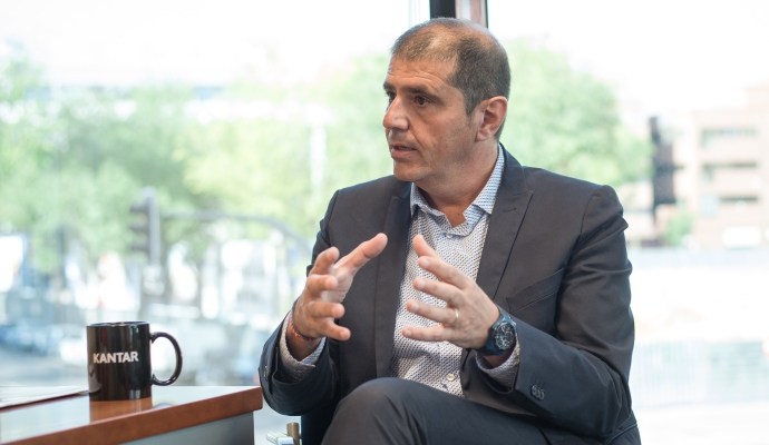 """Josep Montserrat: """"El presente y el futuro es móvil, y nosotros tenemos que estar ahí"""""""