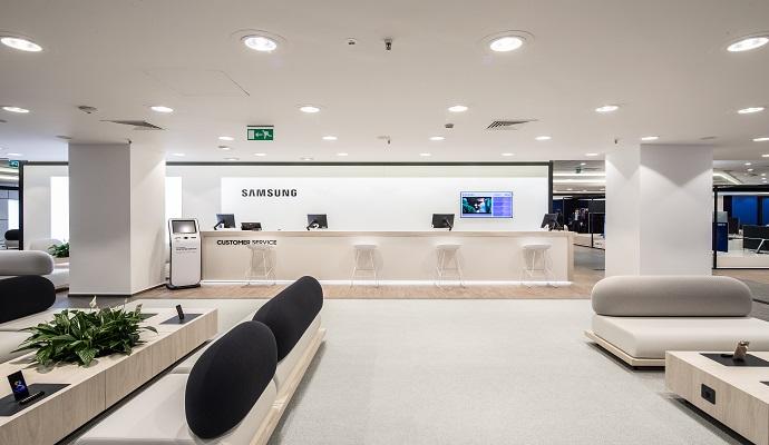 Samsung y El Corte Inglés abren una mega tienda de experiencia tecnológica en Callao