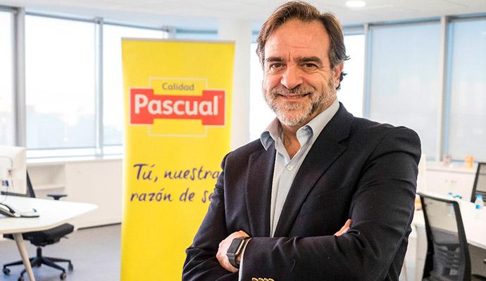 Álvaro Bordas, de Danone a Corporación Empresarial Pascual
