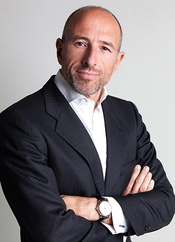 Pablo González Ayala, consejero delegado del Grupo Exterior Plus