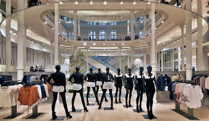Zara arrebata a Movistar el título de Mejor marca española