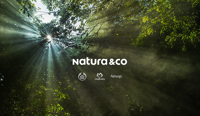 The Body Shop, Natura y Aesop se agrupan bajo la marca Natura&Co