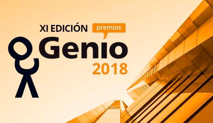 244 trabajos competirán por los Premios Genio