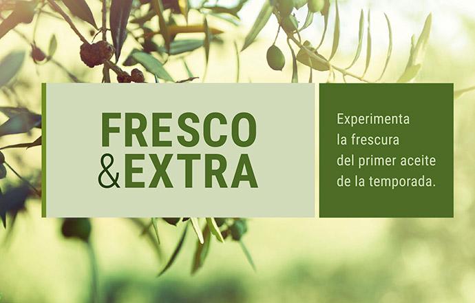 La agencia de publicidad Manifiesto comienza a colaborar con Deoleo lanzado la campaña de comunicación del primer aceite fresco de la temporada.