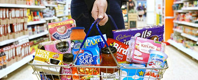 El mercado del gran consumo evoluciona favorablemente en España