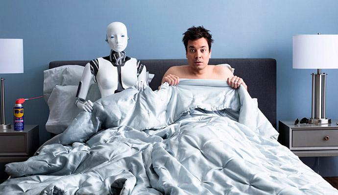 Inteligencia artificial: el 33% de los hombres tendría sexo con un robot