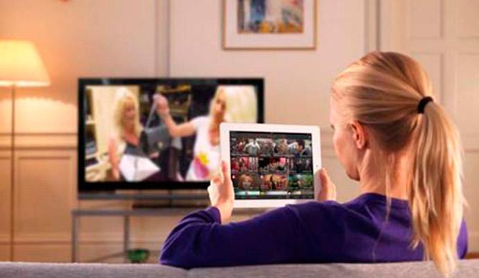 El 73,8% de los españoles ve la televisión todos los días