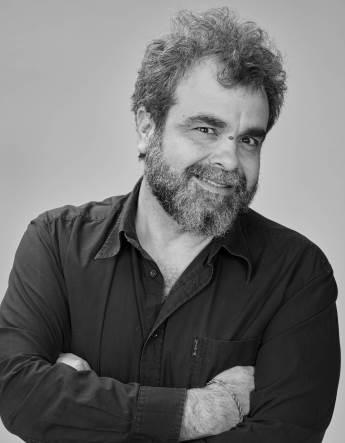 Retrato de Gonzalo figari, nuevo responsable de dirupción de Dentsu Aegis Network España.