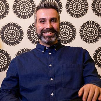 Javier Arranz, director de grupo de marcas en Proximity Madrid