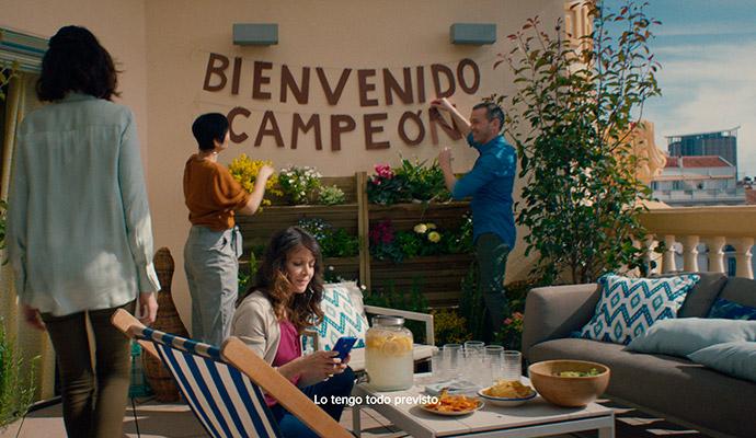 La nueva campaña publicitaria de BBVA se suma a las acciones que desde el pasado otoño viene realizando sobre la app BBVA Bconomy