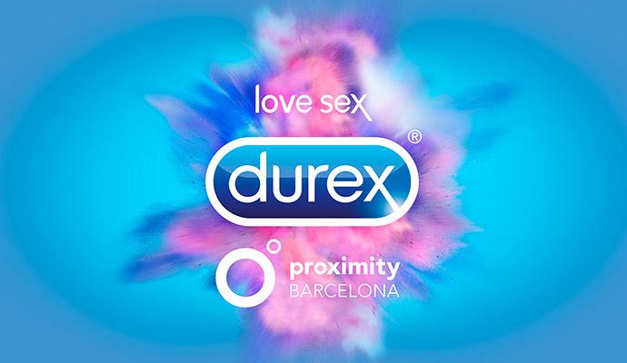 Durex confía su comunicación a Proximity Barcelona