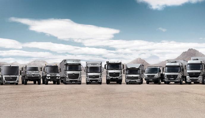 La comunicación de Mercedes-Benz Trucks en las redes sociales será gestionada por Darwin Social Noise.